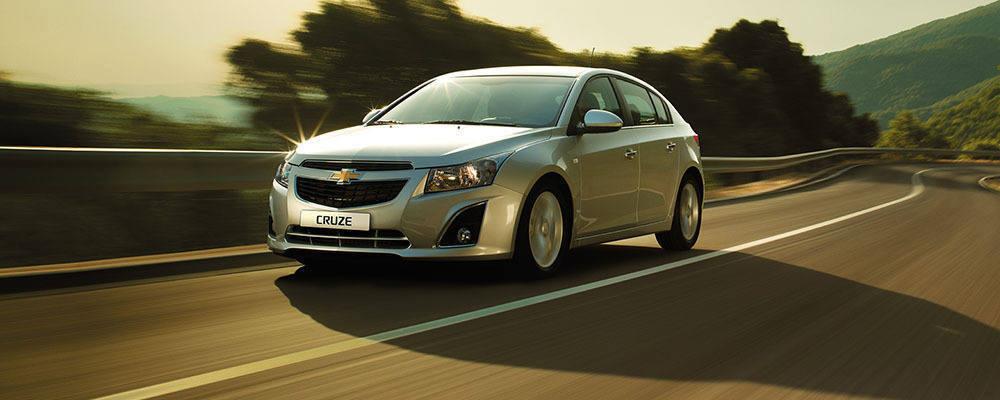 Купить автомобиль Chevrolet Cruze Sedan (Шевроле Круз Седан